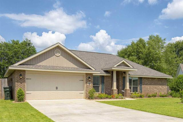 25299 Monarch Ct, Loxley, AL 36551 (MLS #270694) :: Karen Rose Real Estate