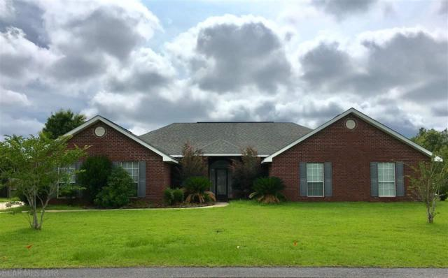 1458 W Hunters Ridge Drive, Mobile, AL 36695 (MLS #270707) :: Gulf Coast Experts Real Estate Team