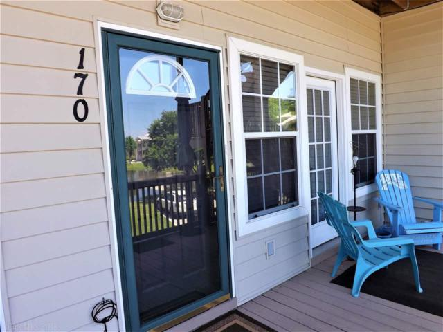 4 Yacht Club Drive #170, Daphne, AL 36526 (MLS #270711) :: Bellator Real Estate & Development