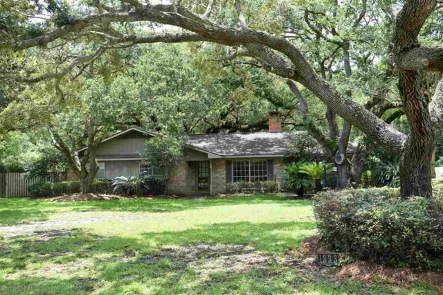 1333 W Fairway Drive, Gulf Shores, AL 36542 (MLS #270712) :: Karen Rose Real Estate