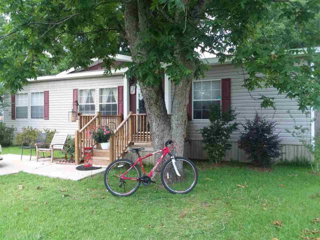 24663 Turning Leaf Drive, Loxley, AL 36551 (MLS #270770) :: Ashurst & Niemeyer Real Estate