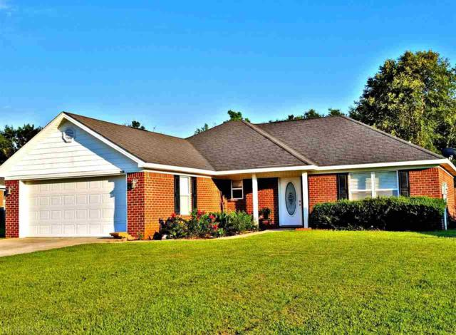 1016 Tiber Court, Foley, AL 36535 (MLS #270776) :: Elite Real Estate Solutions