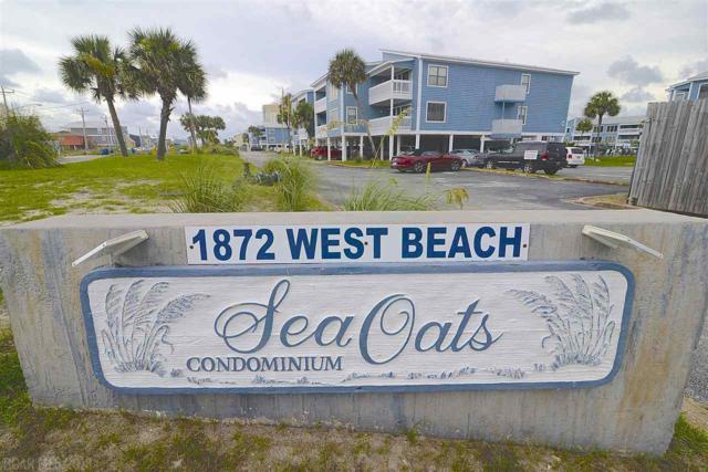 1872 W Beach Blvd I106, Gulf Shores, AL 36542 (MLS #270789) :: Gulf Coast Experts Real Estate Team