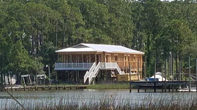 4215 W County Road 6, Gulf Shores, AL 36542 (MLS #270854) :: Karen Rose Real Estate