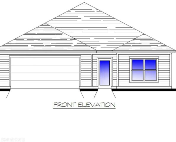112 Plantation Circle, Summerdale, AL 36580 (MLS #270945) :: Elite Real Estate Solutions