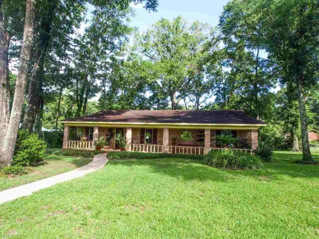 4424 Apex Drive, Mobile, AL 36693 (MLS #270967) :: Gulf Coast Experts Real Estate Team
