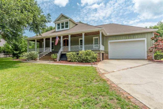 15756 Danne Road, Fairhope, AL 36532 (MLS #271000) :: Elite Real Estate Solutions