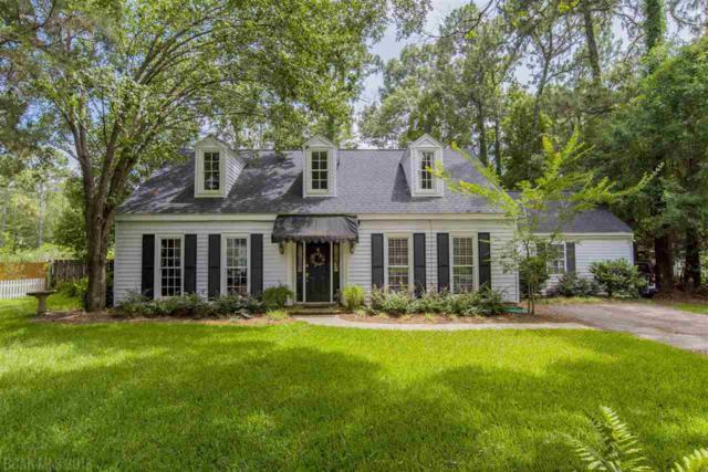 702 Greenwood Avenue, Fairhope, AL 36532 (MLS #271007) :: Elite Real Estate Solutions