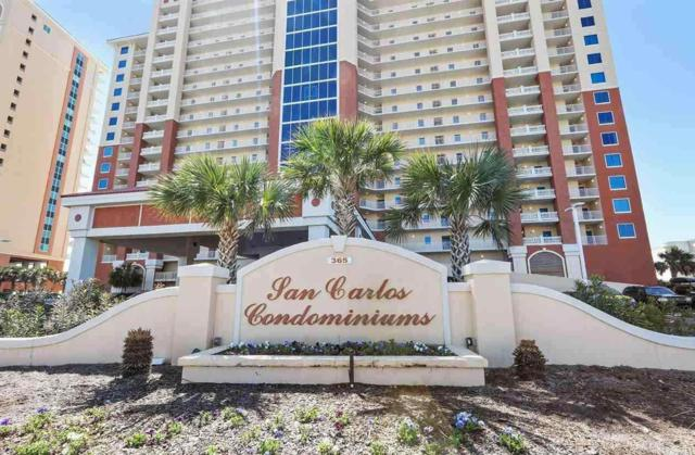 365 E Beach Blvd #706, Gulf Shores, AL 36542 (MLS #271043) :: Bellator Real Estate & Development