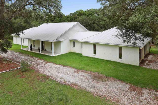 9710 Hildreth Dr, Perdido Beach, AL 36530 (MLS #271072) :: Elite Real Estate Solutions