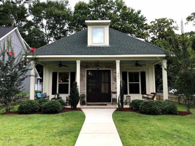 761 Coleman Avenue, Fairhope, AL 36532 (MLS #271159) :: Gulf Coast Experts Real Estate Team