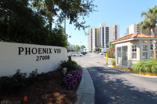 27008 Perdido Beach Blvd #602, Orange Beach, AL 36561 (MLS #271184) :: Gulf Coast Experts Real Estate Team