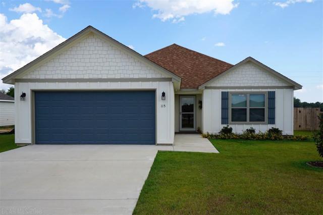 115 Marsh Court, Summerdale, AL 36580 (MLS #271216) :: ResortQuest Real Estate
