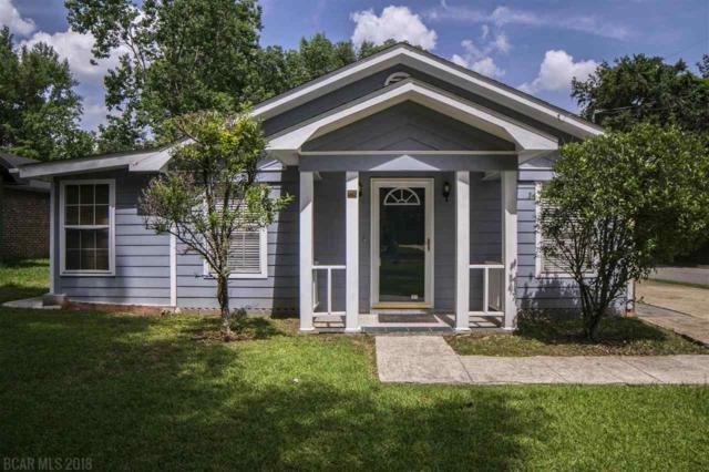 967 Wesley Ave, Mobile, AL 36609 (MLS #271219) :: Karen Rose Real Estate