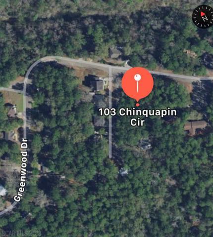 103 Chinquapin Circle, Daphne, AL 36526 (MLS #271284) :: Gulf Coast Experts Real Estate Team