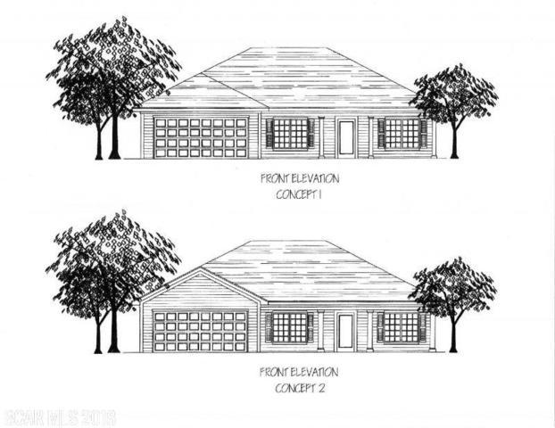 268 Lakefront Circle, Summerdale, AL 36580 (MLS #271306) :: Gulf Coast Experts Real Estate Team