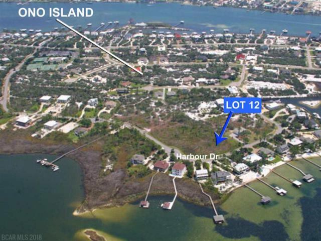 30538 Harbour Drive, Orange Beach, AL 36561 (MLS #271334) :: Gulf Coast Experts Real Estate Team