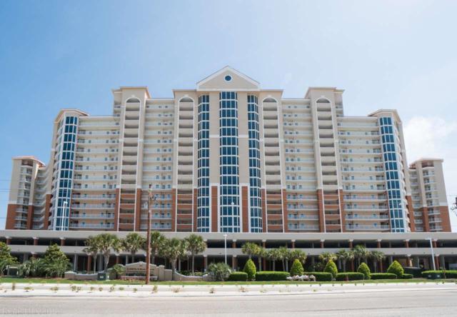 455 E Beach Blvd #1809, Gulf Shores, AL 36542 (MLS #271429) :: Gulf Coast Experts Real Estate Team