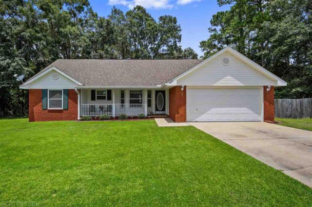 16637 Cherubim Court, Loxley, AL 36551 (MLS #271463) :: Elite Real Estate Solutions