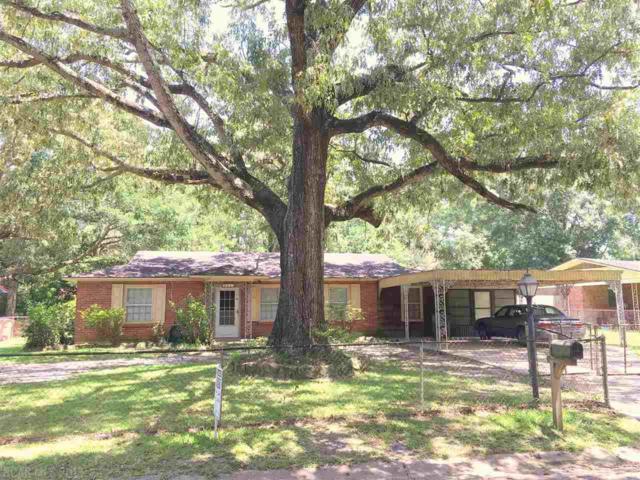 3017 Dodd Drive, Mobile, AL 36605 (MLS #271530) :: Elite Real Estate Solutions