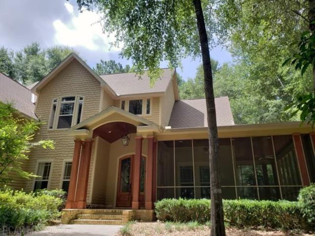 151 Willow Lake Drive, Fairhope, AL 36532 (MLS #271534) :: The Kim and Brian Team at RE/MAX Paradise