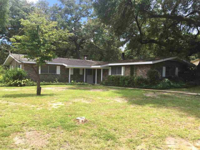 4401 Shan Drive, Mobile, AL 36693 (MLS #271538) :: Gulf Coast Experts Real Estate Team