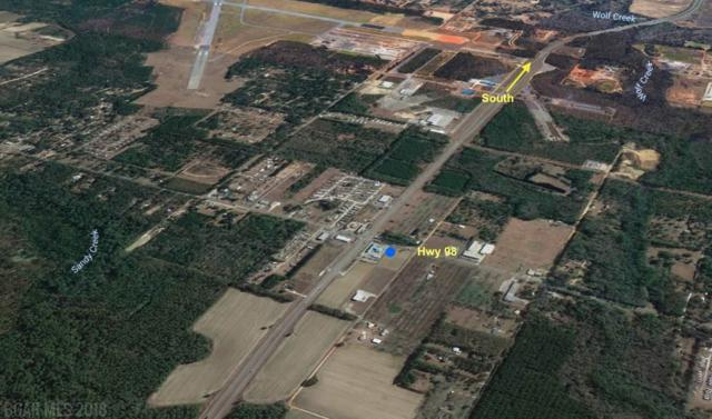 0 Highway 98, Foley, AL 36535 (MLS #271601) :: Gulf Coast Experts Real Estate Team