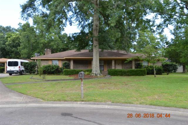 8 Woodgrove Cir, Fairhope, AL 36532 (MLS #271702) :: Elite Real Estate Solutions