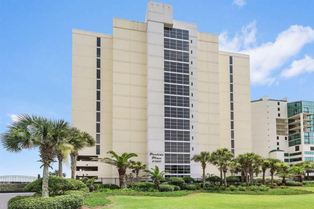 29500 Perdido Beach Blvd #402, Orange Beach, AL 36561 (MLS #271745) :: JWRE Mobile