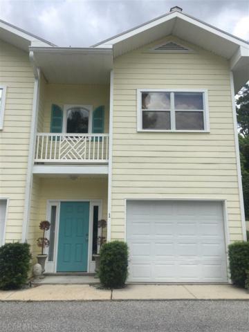 4615 Nancy Ln #1, Orange Beach, AL 36561 (MLS #271855) :: Bellator Real Estate & Development