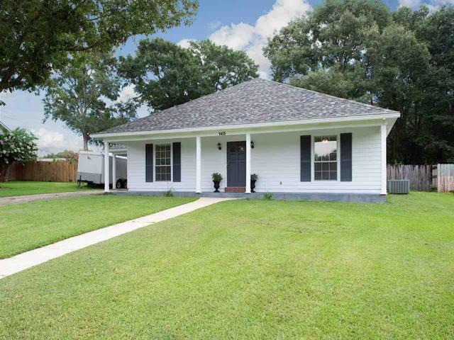 145 Robbins Blvd, Daphne, AL 36526 (MLS #271915) :: Gulf Coast Experts Real Estate Team