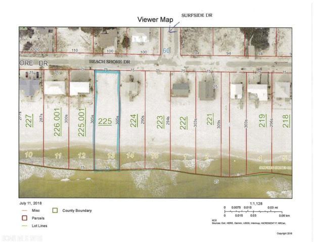Beach Shore Drive, Gulf Shores, AL 36542 (MLS #271943) :: Gulf Coast Experts Real Estate Team