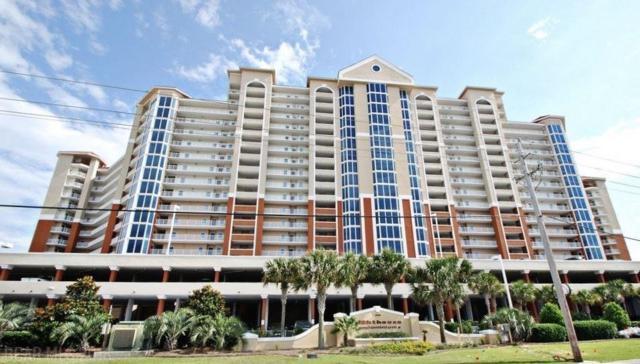 455 E Beach Blvd #1605, Gulf Shores, AL 36542 (MLS #271945) :: The Premiere Team