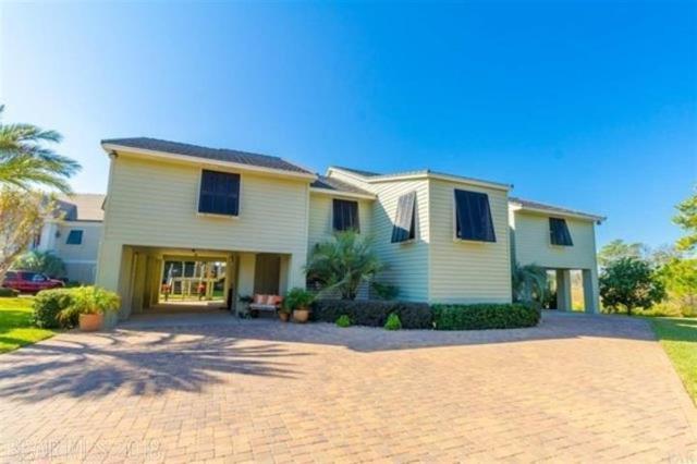 820 Silver Strand Street, Gulf Breeze, FL 32563 (MLS #272114) :: Ashurst & Niemeyer Real Estate