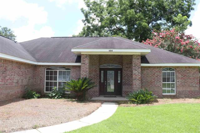 504 Orchard Lane, Foley, AL 36535 (MLS #272119) :: Gulf Coast Experts Real Estate Team