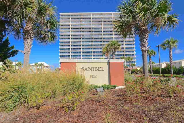 1524 W Beach Blvd #1102, Gulf Shores, AL 36542 (MLS #272133) :: Gulf Coast Experts Real Estate Team