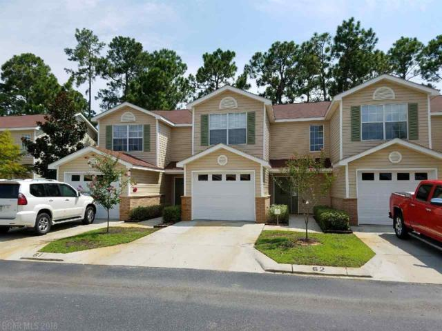 1517 Regency Road #61, Gulf Shores, AL 36542 (MLS #272178) :: JWRE Mobile