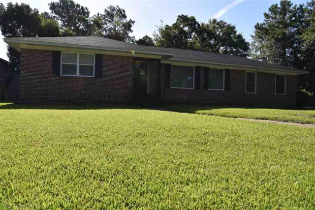 281 Jennings Drive, Mobile, AL 36606 (MLS #272226) :: Gulf Coast Experts Real Estate Team