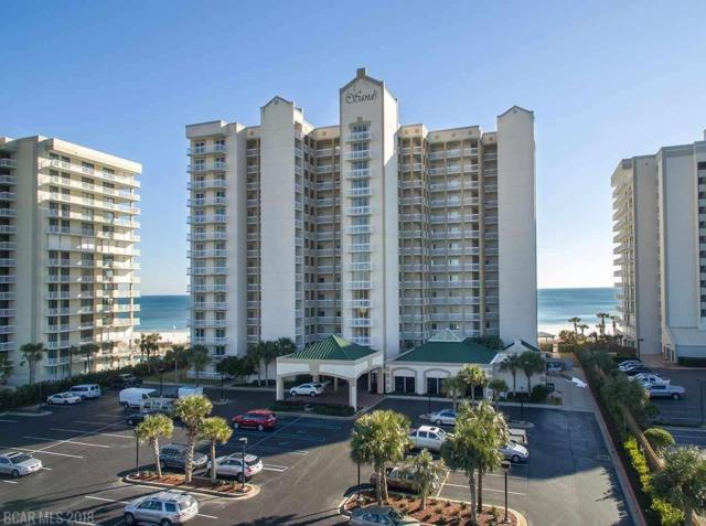 24880 Perdido Beach Blvd #1402, Orange Beach, AL 36561 (MLS #272228) :: Ashurst & Niemeyer Real Estate