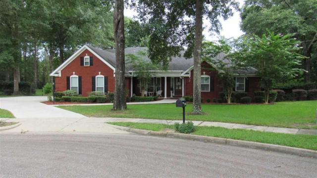 1716 N Gold Stream Drive, Saraland, AL 36571 (MLS #272257) :: Elite Real Estate Solutions