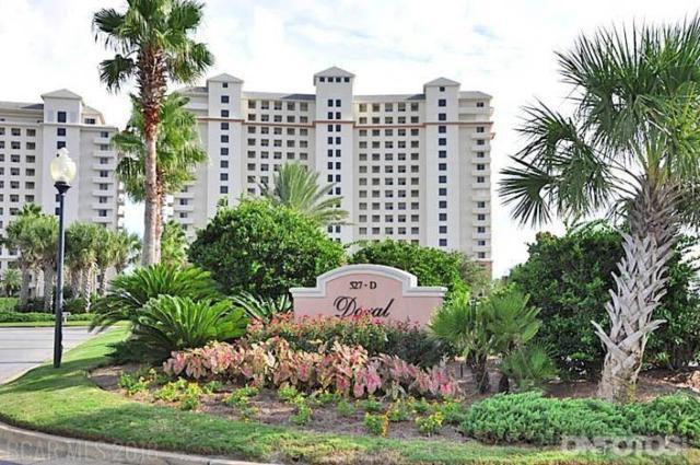 527 Beach Club Trail D901, Gulf Shores, AL 36542 (MLS #272258) :: Jason Will Real Estate