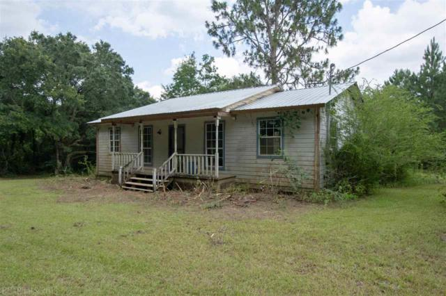 25720 Hannah Road, Robertsdale, AL 36567 (MLS #272273) :: Elite Real Estate Solutions