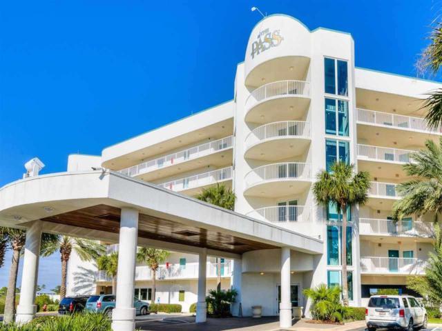 27501 Perdido Beach Blvd #211, Orange Beach, AL 36561 (MLS #272278) :: The Kim and Brian Team at RE/MAX Paradise