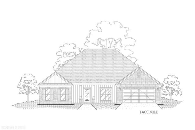 8724 Bainbridge Drive, Daphne, AL 36526 (MLS #272279) :: Jason Will Real Estate