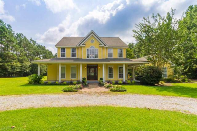12850 Bender Road, Foley, AL 36535 (MLS #272305) :: Elite Real Estate Solutions
