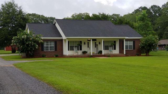 15655 Brady Road, Bay Minette, AL 36507 (MLS #272372) :: Elite Real Estate Solutions