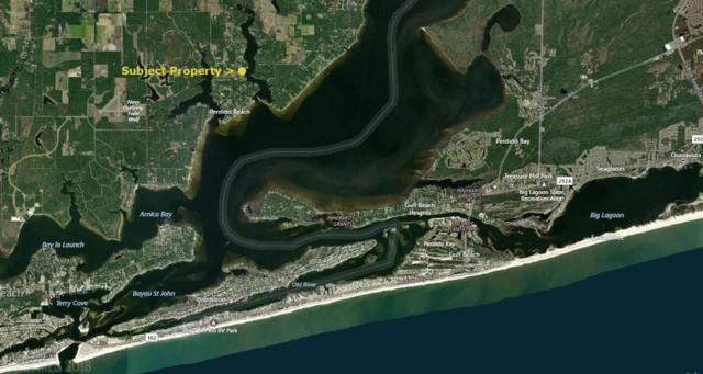 8880 Tuscaloosa Drive, Perdido Beach, AL 36530 (MLS #272419) :: Gulf Coast Experts Real Estate Team