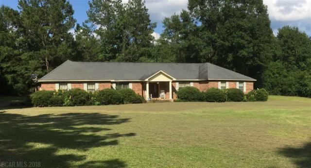 2538 Old Castleberry Road, Brewton, AL 36426 (MLS #272436) :: Gulf Coast Experts Real Estate Team