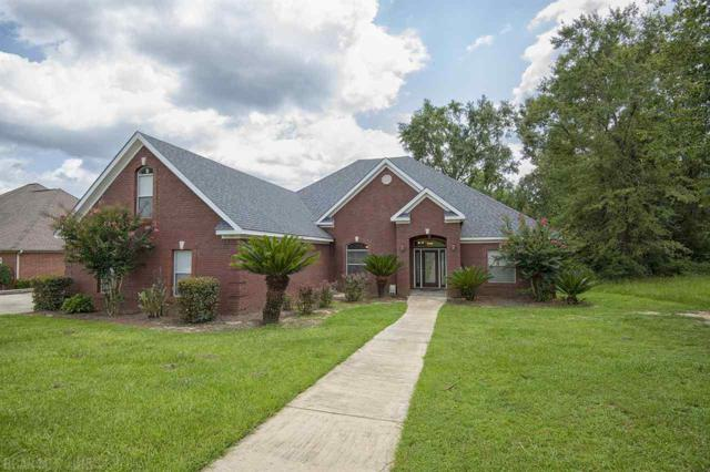 3425 Twin Lakes Court, Saraland, AL 36571 (MLS #272514) :: Jason Will Real Estate