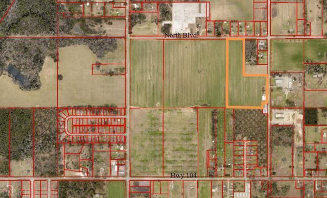 West Blvd, Silverhill, AL 36576 (MLS #272657) :: Elite Real Estate Solutions